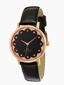 kate scalloped watch