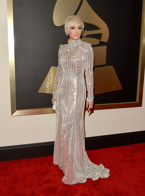 rita-ora-grammy-2015-red-carpet