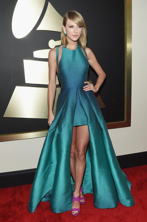 taylor-swift-grammy-2015-red-carpet