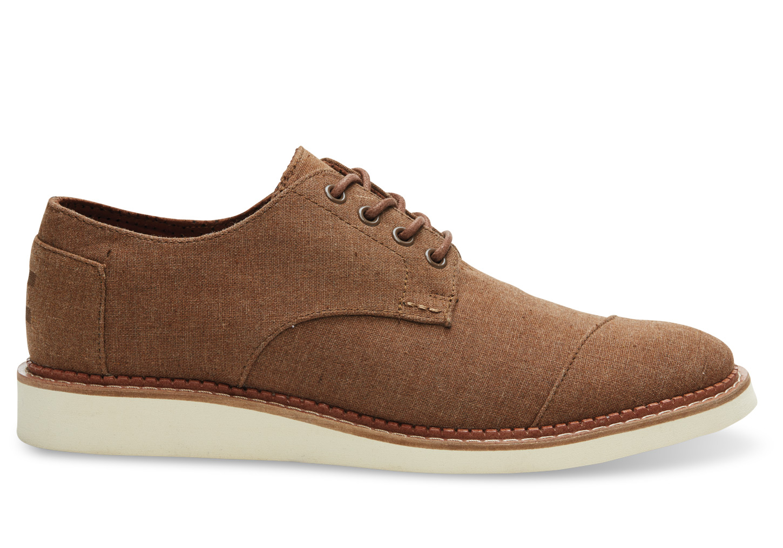 Levis Men Shoes Brown