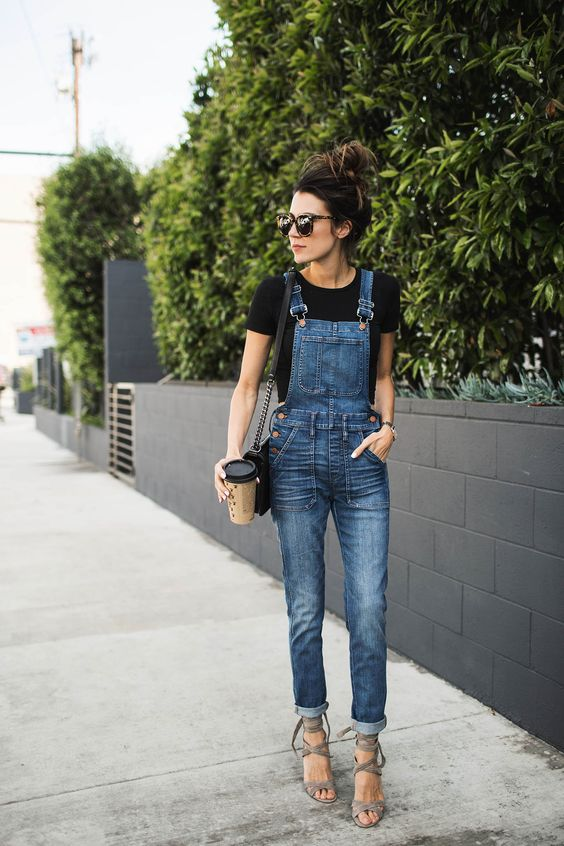 How to Style: Overalls