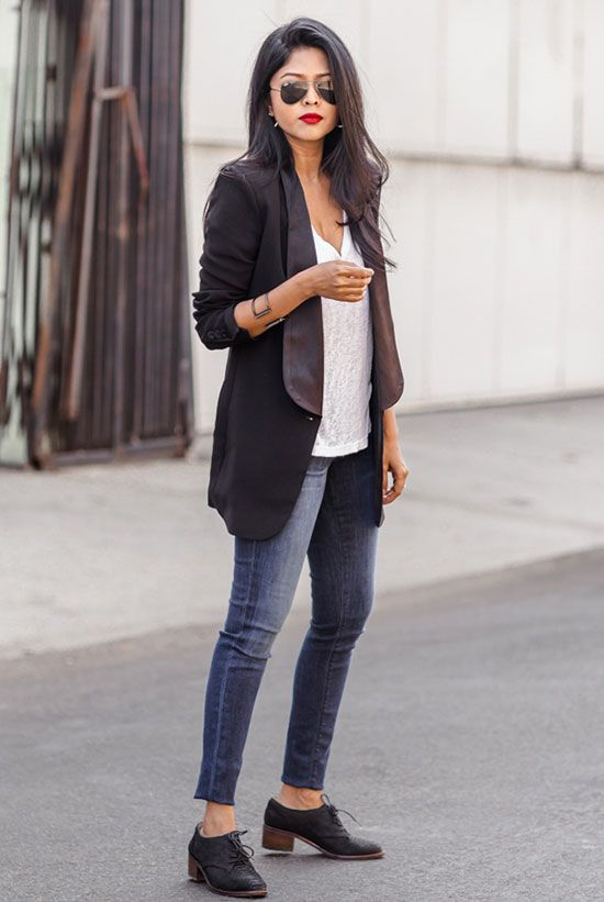 5616837667e Business As Usual  The Blazer Trend – VT Vogue