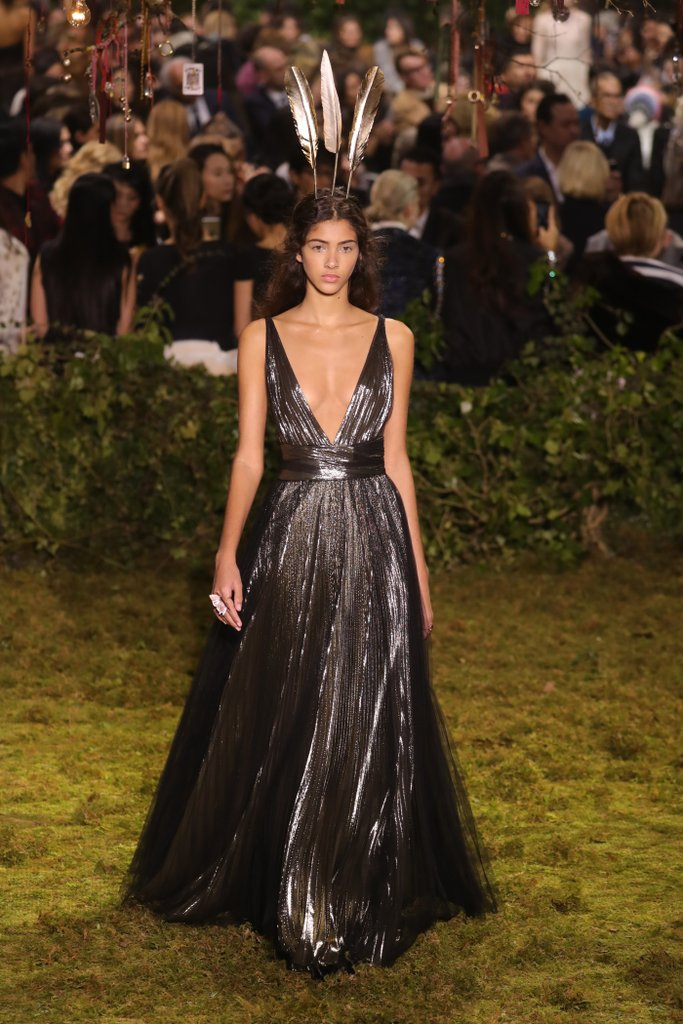 Dior Enchants in Haute Couture Show