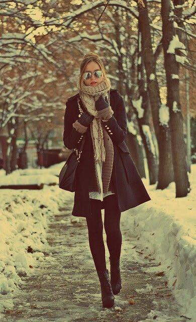 Stylish+Warm Outfit Ideas