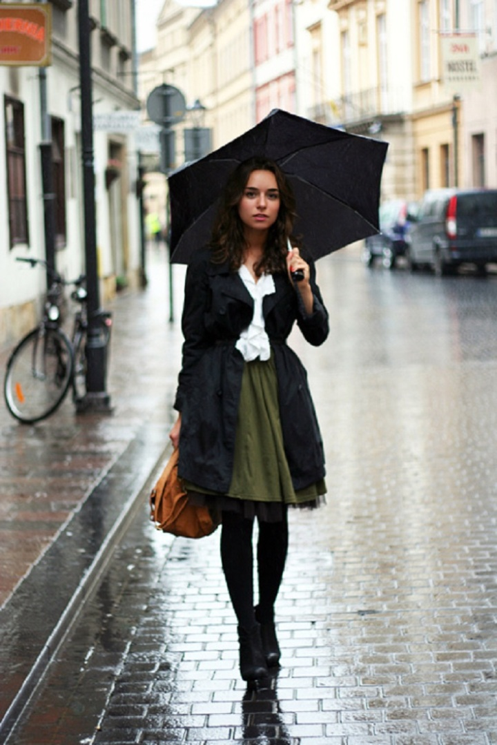 How to Dress for Unexpected Weather