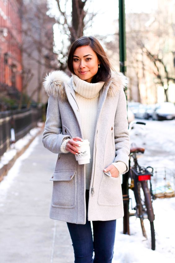 4 Must-Have Winter Coats