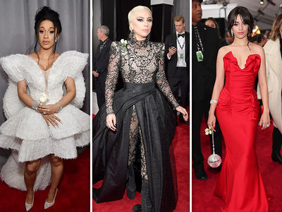 The Grammys: Music or Fashion's Biggest Night?