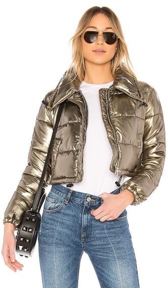 pufer coat