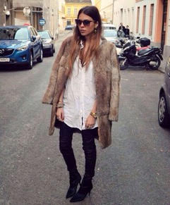 Look for Less: The Fur Trend