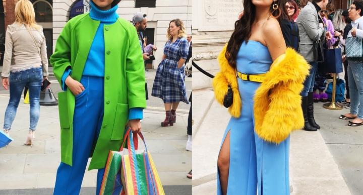 2019's Boldest Trend: ColorBlocking