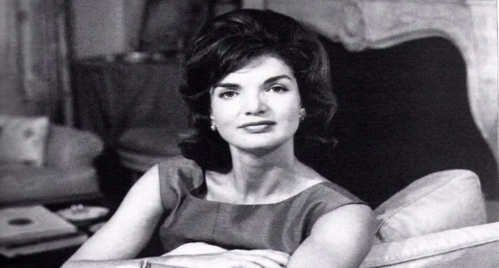 Becoming Jacqueline Kennedy