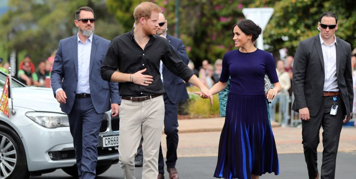 Royal Fashion Protocols Broken by BritishRoyals