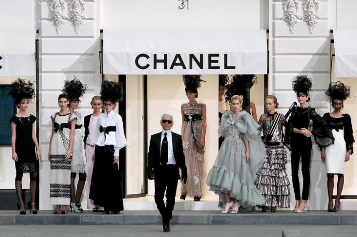 Changes for Chanel