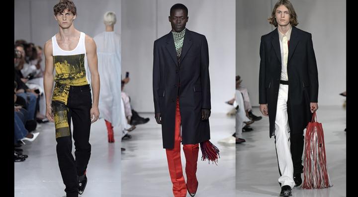 Raf Simons and Calvin Klein PartWays