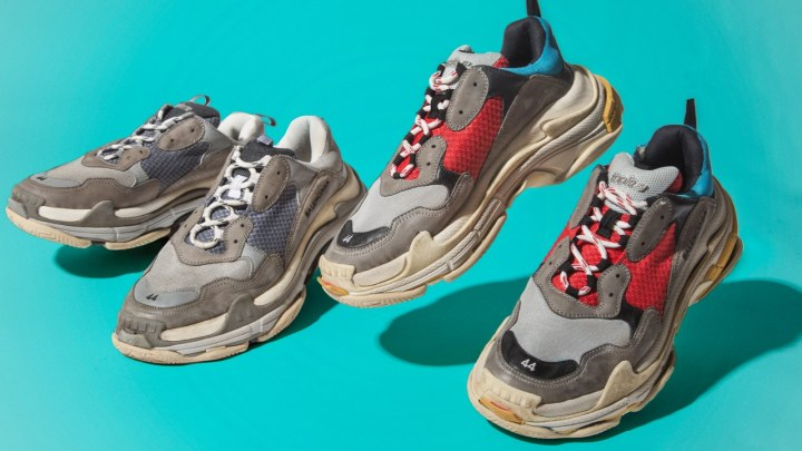 Balenciaga Triple S: The Shoe that Keeps Giving