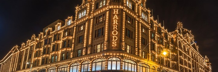 Inside Harrod's: London's Luxury DepartmentStore