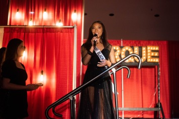 Anah Taylor; Miss Blacksburg USA