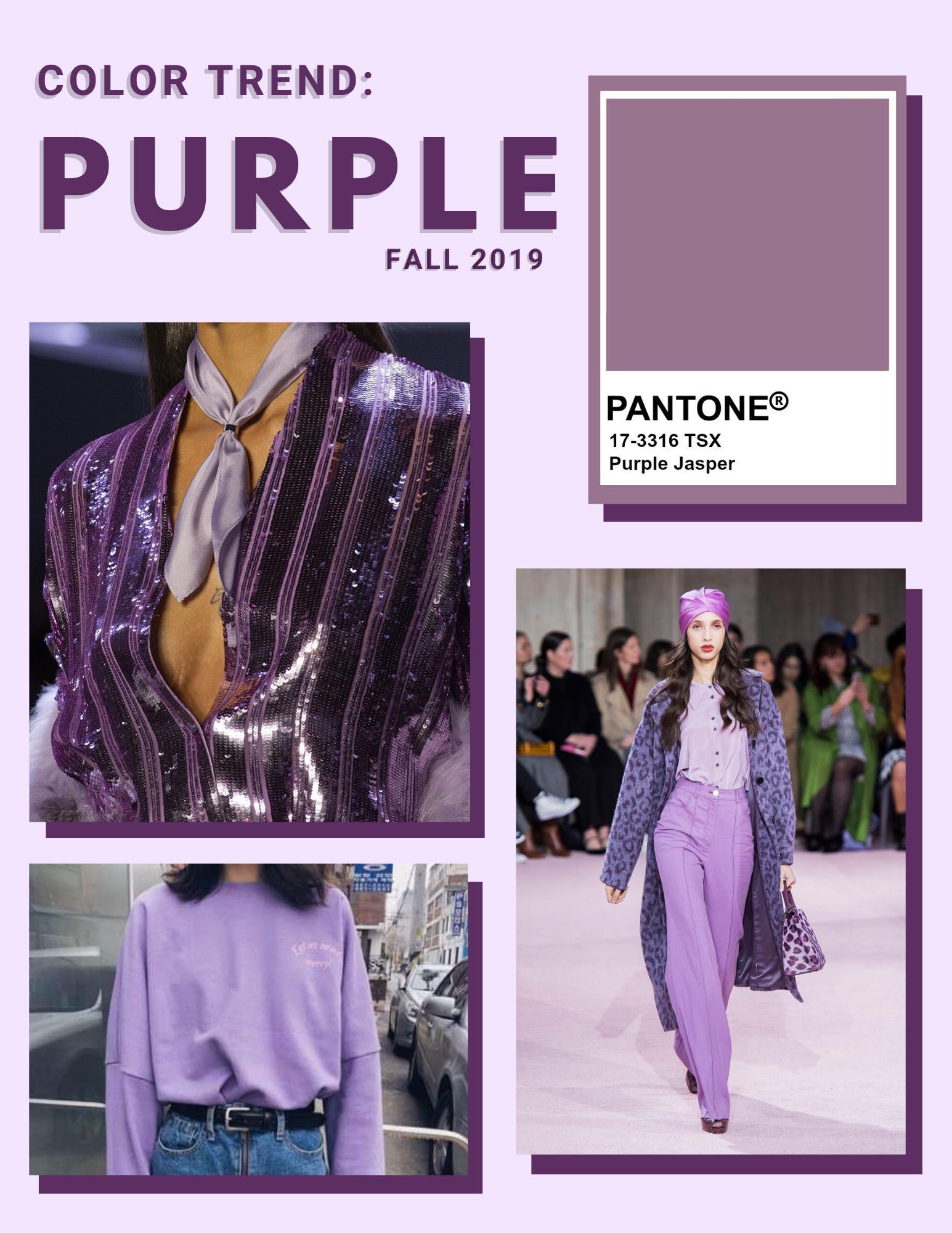 VT Vogue Purple