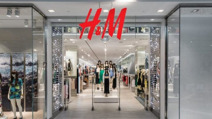 H&M Begins Testing New Environmentally-Friendly Rental Service