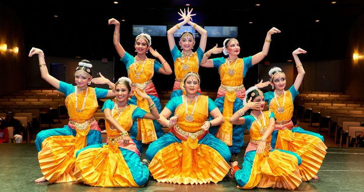 The History Behind the Indian Classical Costume, Bharatanatyam