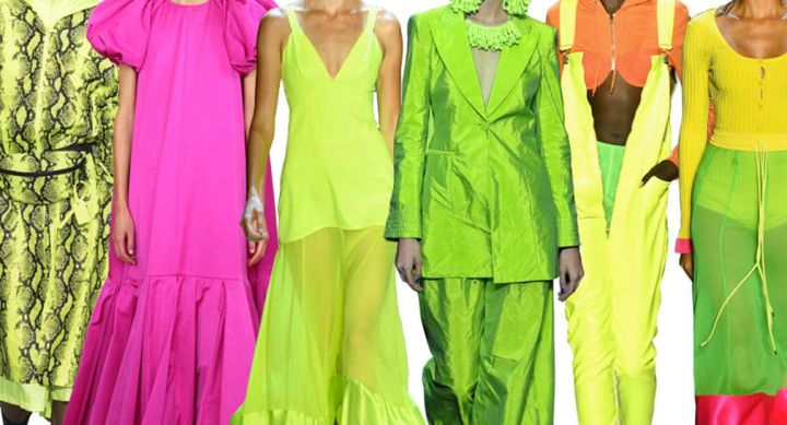 Light Up Your Spring in Neon