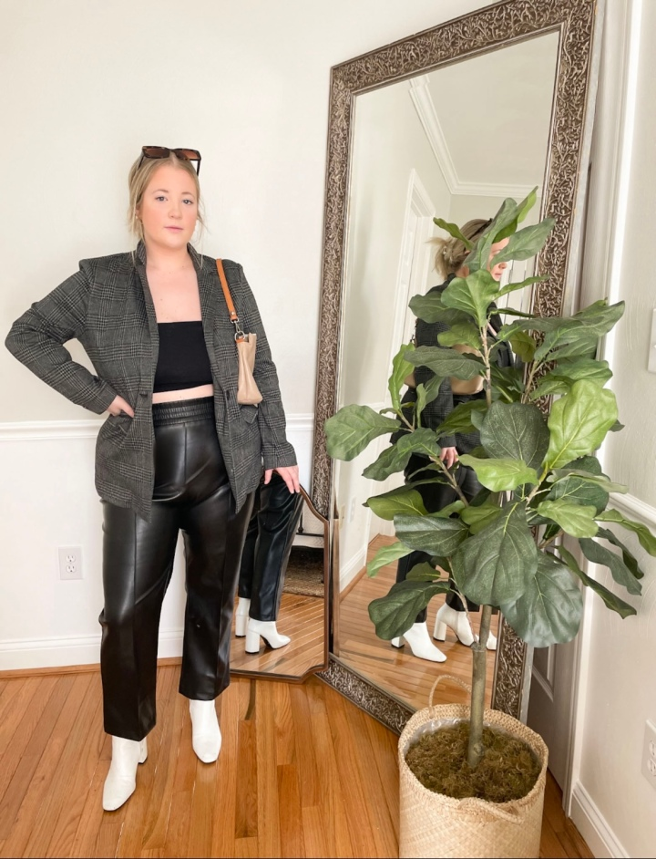 Styling Leather Pants
