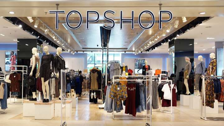 Topshop: If You Don't Know, Now YouKnow