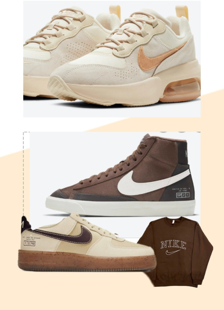 Nike's Coffee Collection and The Neutral Trend